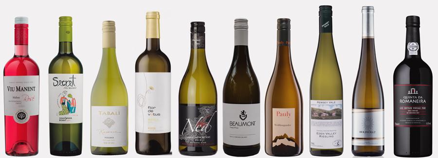 Notre Top 10 des vins de l'été !