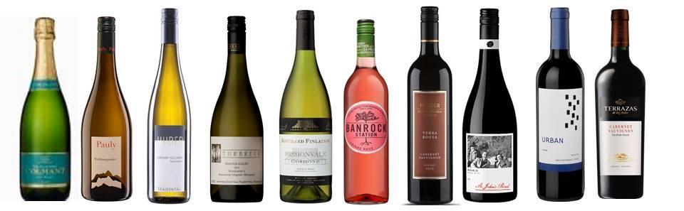 Notre Top 10 des vins de l'hiver!