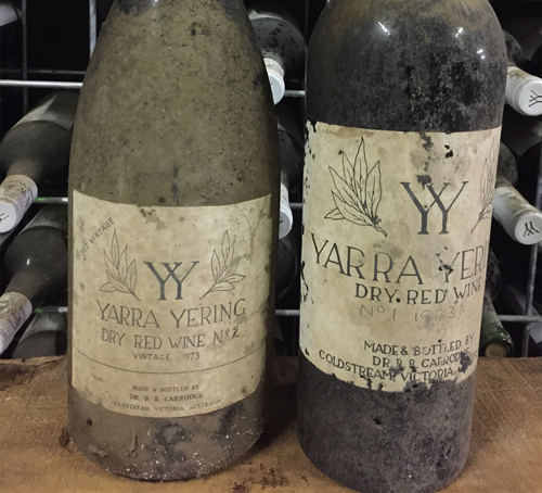 vins Australie yarra yering Dry Red Wine South World Wines vins du monde en France