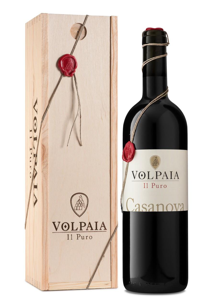 vin rouge volpaia Chianti classico Toscane Italie sangiovese